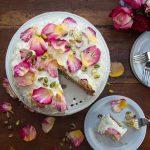 Coconut cake food photo